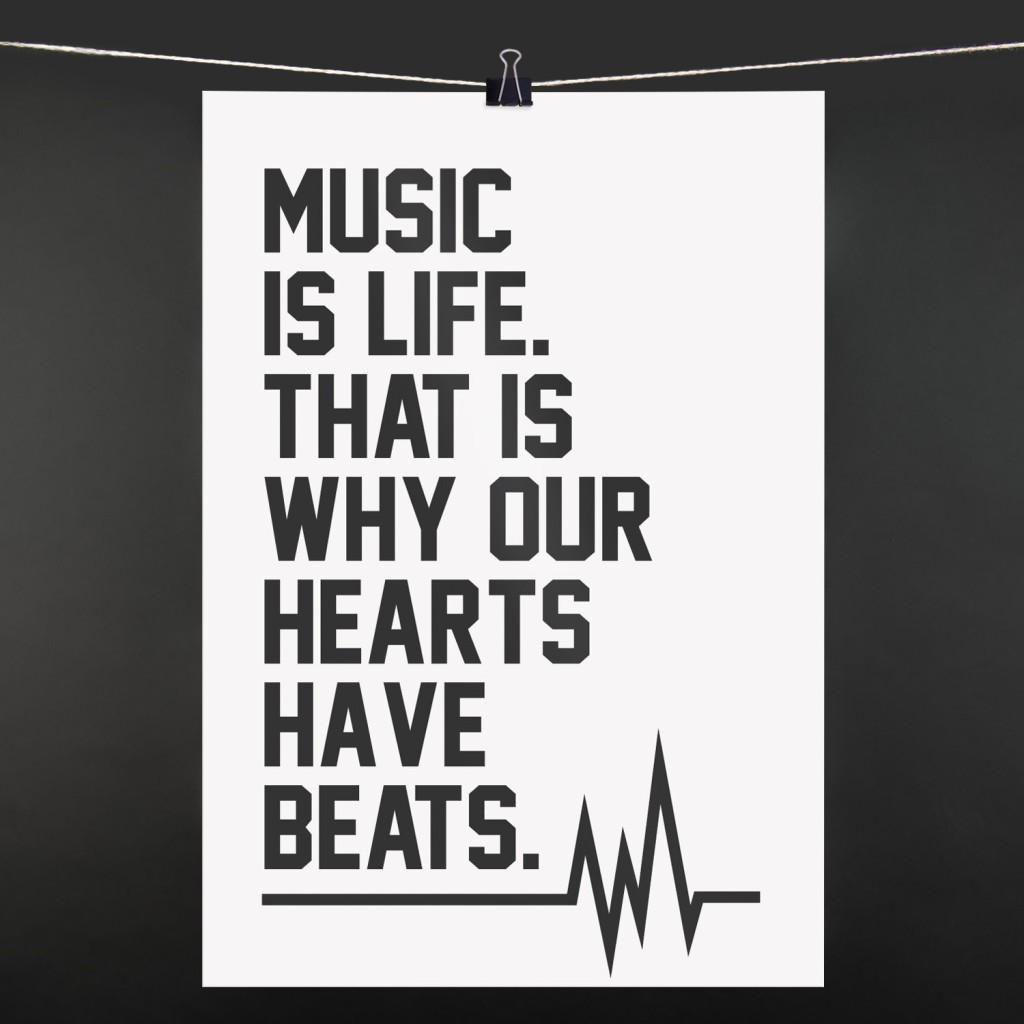 Konzumiraj život_Muzika je život