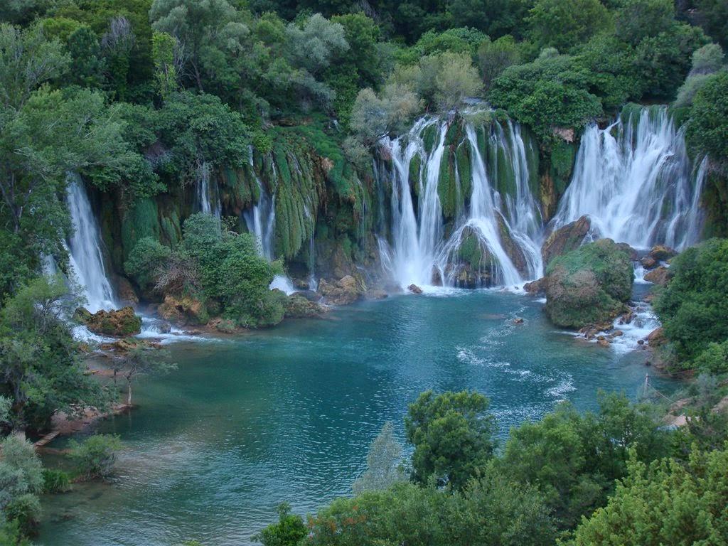 Lepota prirode, Vodopad Kravice, BiH