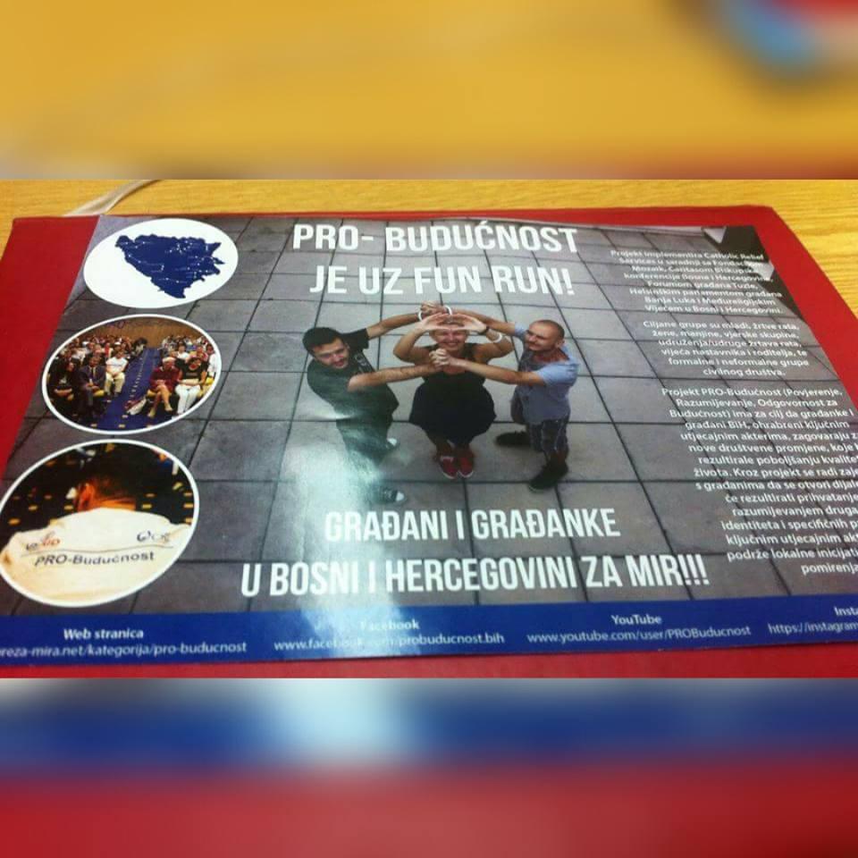 Projekat PRO-budućnost, poster