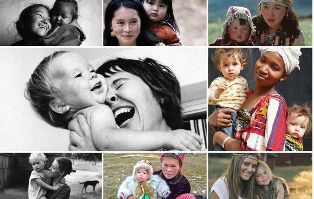 Majčinska ljubav je bezuvetna, darežljiva i bezvremenska.