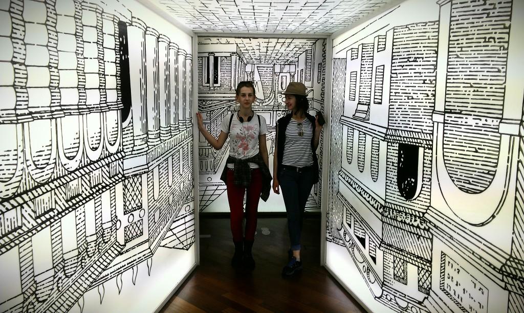Muzej Filma Mole Antonelliana_Konzumiraj život