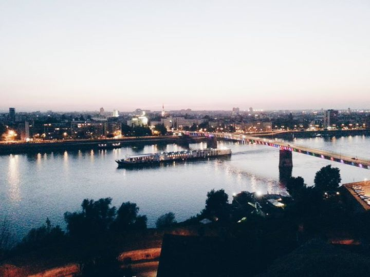Pogled. Tvrđava. Novi Sad.